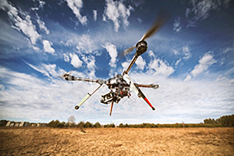Industrial UAV Services