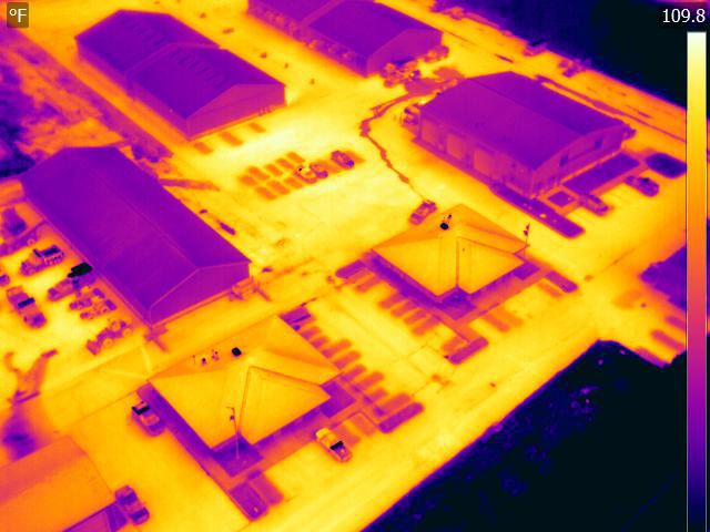 Thermal Roof Inspections